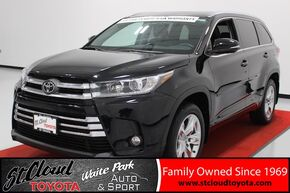 2018_Toyota_Highlander_Limited_ Waite Park MN