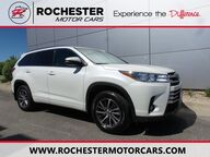 2018 Toyota Highlander XLE AWD Rochester MN