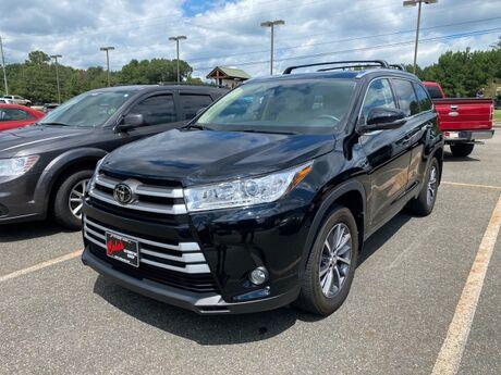 2018 Toyota Highlander XLE Monroe GA