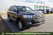 2018 Toyota Land Cruiser  South Burlington VT