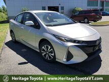 2018 Toyota Prius Prime Premium South Burlington VT