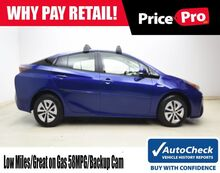2018_Toyota_Prius_Two Eco w/Adaptive Cruise Control_ Maumee OH
