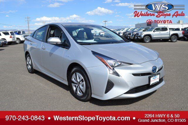 Attractive 2018 Toyota Prius Two Grand Junction CO ...