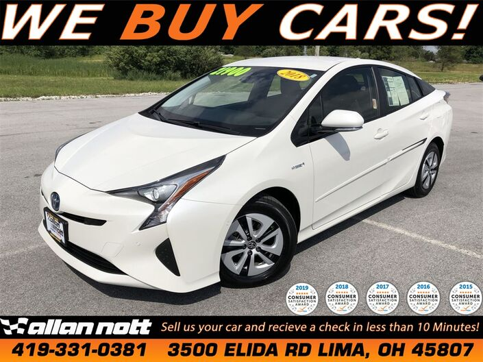2018 Toyota Prius Two Lima OH
