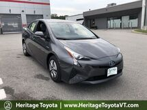2018 Toyota Prius Two South Burlington VT