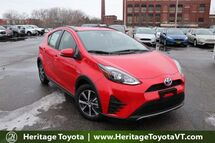 2018 Toyota Prius c Two South Burlington VT