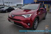 2018 Toyota RAV4 Hybrid XLE / AWD / Keyless Entry & Start / Lane Departure Alert / Sunroof / Bluetooth / Back Up Camera / Cruise Control / 34 MPG / 1-Owner