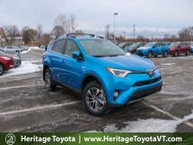 2018 Toyota RAV4 Hybrid XLE South Burlington VT