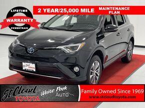 2018_Toyota_RAV4 Hybrid_XLE_ Waite Park MN