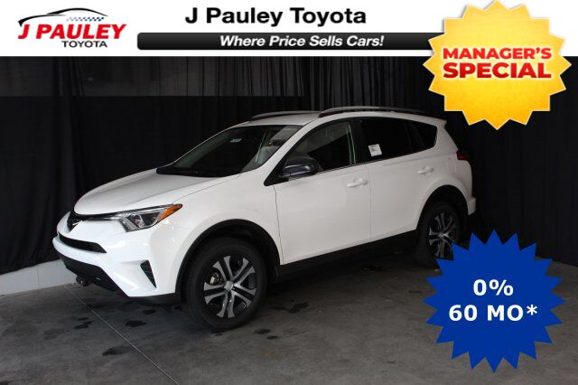 Perfect 2018 Toyota RAV4 LE Fort Smith AR ...