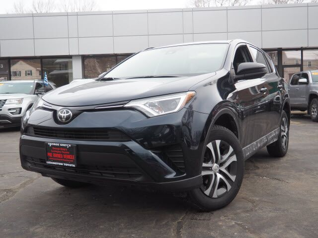2018 Toyota RAV4 LE Lexington MA