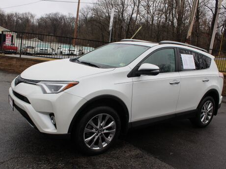 2018 Toyota RAV4 LTD Roanoke VA