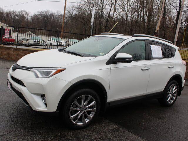 2018 Toyota RAV4 LTD Roanoke VA