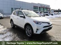 2018 Toyota RAV4 Limited South Burlington VT