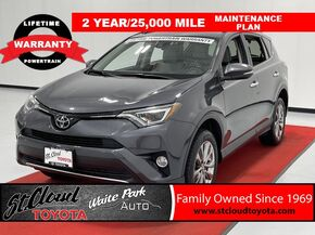 2018_Toyota_RAV4_Limited_ Waite Park MN
