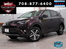 2018_Toyota_RAV4_XLE AWD Drive Assist Pkg Rear Camera_ Bridgeview IL