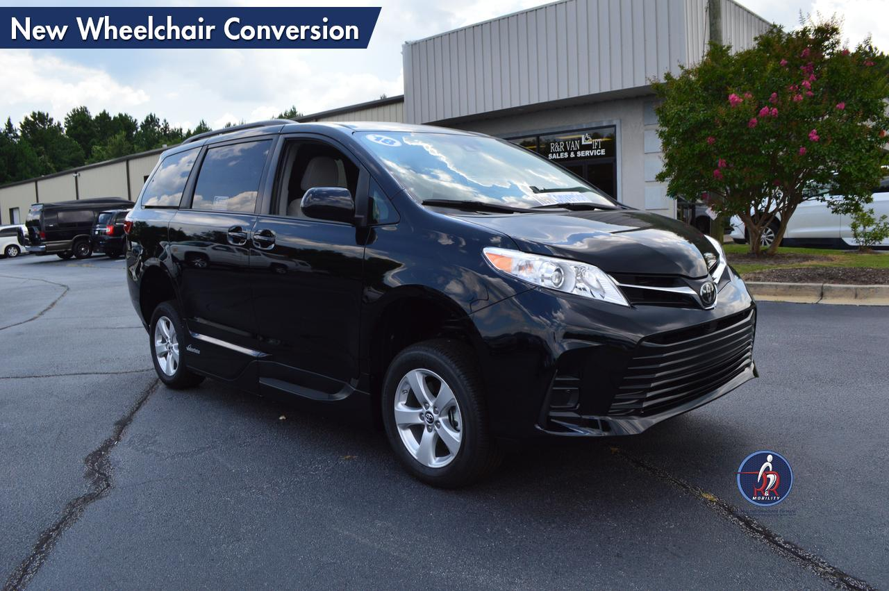Honda Of Conyers >> 2018 Toyota Sienna LE New Wheelchair Conversion Conyers GA ...