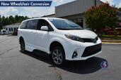 2018 Toyota Sienna SE New Wheelchair Conversion