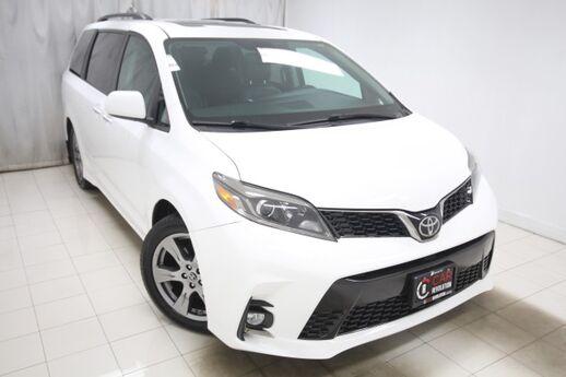 2018 Toyota Sienna SE w/ Navi & rearCam Avenel NJ