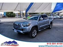 2018_Toyota_Tacoma_LIMITED DOUBLE CAB 5' BED V6_ El Paso TX