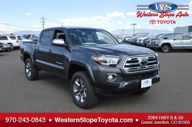 Junction Auto Sales >> 2018 Toyota Tacoma Limited Grand Junction CO 23585065