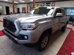 2018 Toyota Tacoma SR5 Double Cab Long Bed V6 5AT 2WD