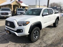 2018_Toyota_Tacoma_TRD Off Road Double Cab V6 6AT 4WD_ Salt Lake City UT