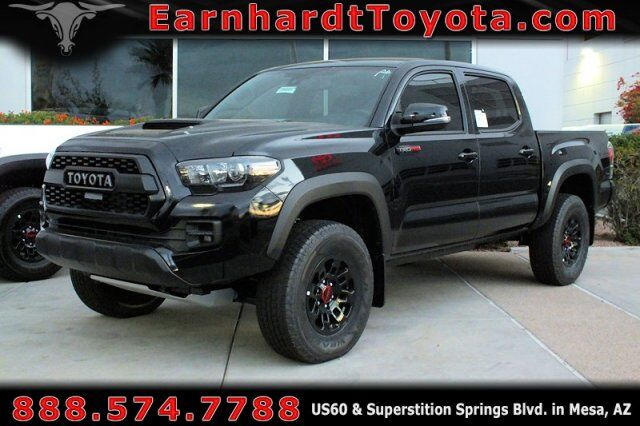 Vehicle Details 2018 Toyota Tacoma At Earnhardt Toyota