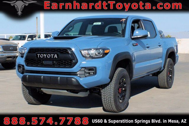Used Cars Mesa Az >> 2018 Toyota Tacoma TRD Pro Double Cab 5' Bed V6 4x4 AT Mesa AZ 23756435