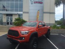 2018_Toyota_Tacoma_TRD Sport Double Cab V6 4WD ,BLK PACK/GUN METAL LEATHER NAVIGATION,SUNROOF_ Charlotte NC