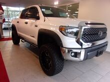2018_Toyota_Tundra_5.7L V8 CrewMax TRD ,CARGO COVER, WD LIFTED_ Charlotte NC