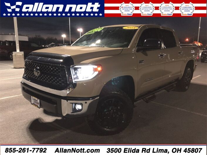 2018 Toyota Tundra Limited Lima OH