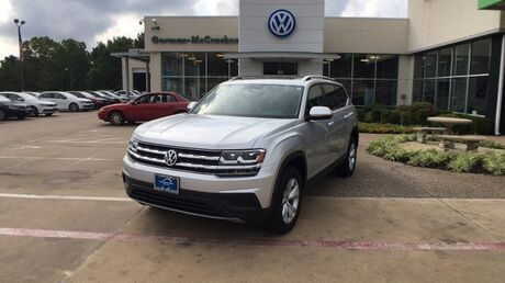 2018 Volkswagen Atlas 3.6L V6 Launch Edition Longview TX