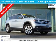 2018_Volkswagen_Atlas_3.6L V6 SE_ Kansas City KS