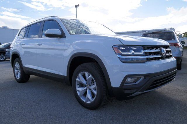 2018 volkswagen atlas 3 6l v6 se w technology pompano beach fl 20910957. Black Bedroom Furniture Sets. Home Design Ideas