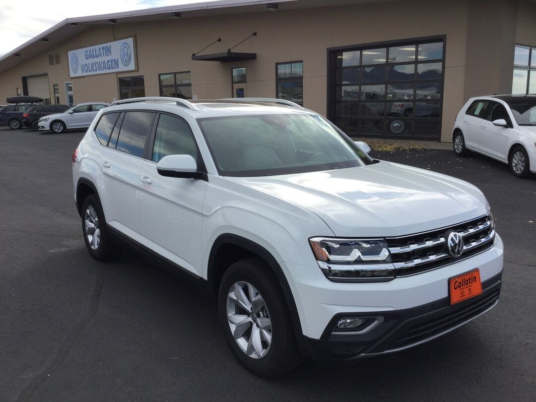 Campbell Nelson Vw >> 100+ [ White Volkswagen Atlas ] | We Drive Volkswagen U0027s All New 2018 Atlas Automentality ...