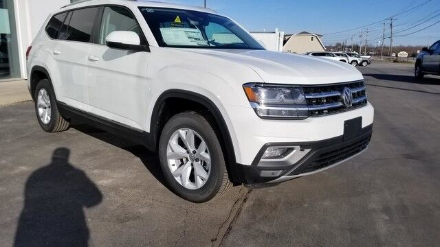 2018 Volkswagen Atlas 3.6L V6 SEL Watertown NY