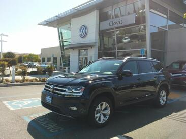 2018 Volkswagen Atlas V6 SE w/Technology&4 MOTION