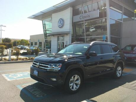 2018 Volkswagen Atlas V6 SE w/Technology&4 MOTION Clovis CA