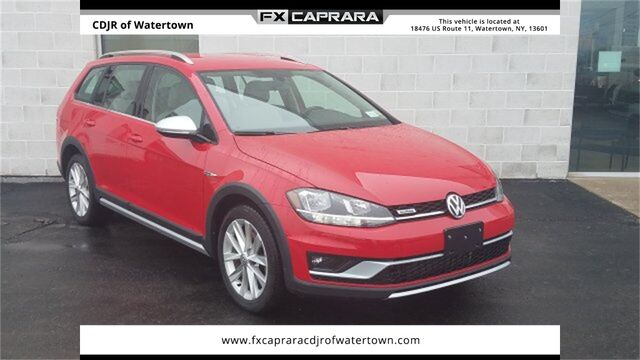 2018 Volkswagen Golf Alltrack TSI S Watertown NY
