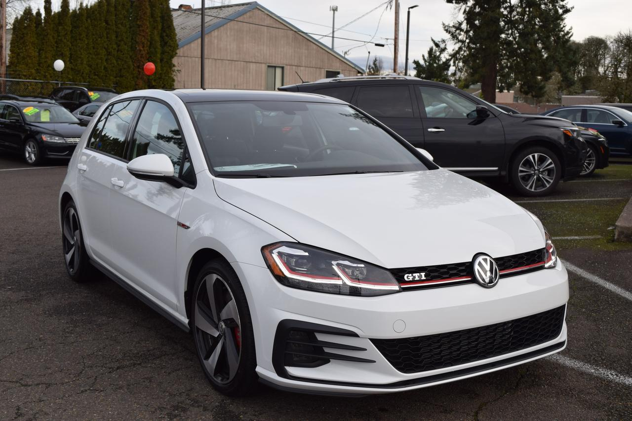 2018 Volkswagen Golf GTI SE McMinnville OR 21942099