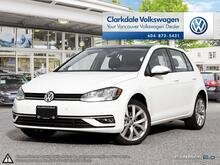 2018_Volkswagen_Golf_HIGH_ Vancouver BC