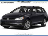 2018 Volkswagen Golf SportWagen SEL Watertown NY