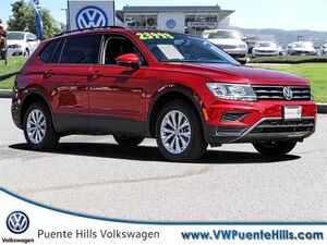 2018 Volkswagen Tiguan SSIGN  DRIVE EVENT YEAR END CLEARANCE 2018 Volkswagen Tiguan S Red 272