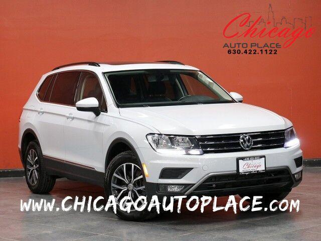 2018 Volkswagen Tiguan SE-4-MOTION Bensenville IL