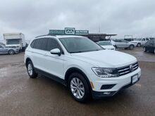 2018_Volkswagen_Tiguan_SE_ Laredo TX