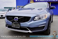 2018_Volvo_V60 Cross Country_/ AWD / Automatic / Heated Leather Seats & Steering Wheel / Sunroof / Navigation / Bluetooth / Back-Up Camera / 1-Owner_ Anchorage AK