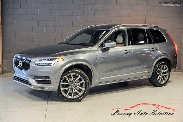 2018_Volvo_XC90 T6 Momentum_4dr SUV_ Chicago IL