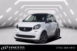 smart fortwo electric drive prime Sport Package, Rear View Monitor Only 3k Miles MSRP $26240!! 2018