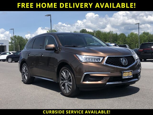 2019 Acura MDX 3.5L Technology Package Watertown NY